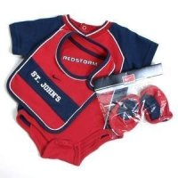 St. Johns College Baby Set - Nike