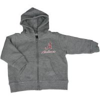 Alabama Infant Kelly Full-zip Hoody
