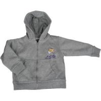 Lsu Tigers Infant Kelly Full-zip Hoody