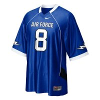 TeamStores.com - Air Force Falcons Youth Football Jersey - Nike Replica Gameday Jersey