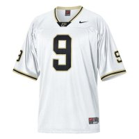 Purdue Boilermakers Youth Football Jersey - Nike Replica Gameday Jersey - White #9