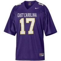 6f9259440 ... East Carolina Pirates Youth Football Jersey - Nike Replica Gameday  Jersey - Purple  17