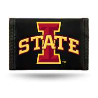 Iowa State Cyclones Nylon Tri-Fold Wallet