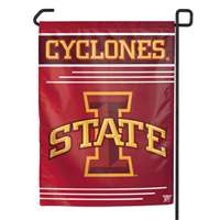 "Iowa State Cyclones Garden Flag By Wincraft 11"" X 15"""