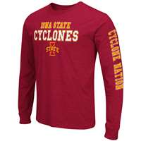 Iowa State Cyclones Game Changer Long Sleeve T-Shirt