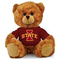 Iowa State Cyclones Stuffed Bear