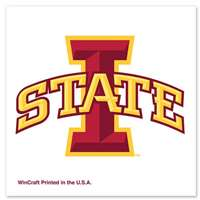 Iowa State Cyclones Temporary Tattoo - 4 Pack