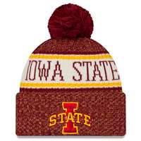 Iowa State Cyclones New Era Sport Knit Beanie