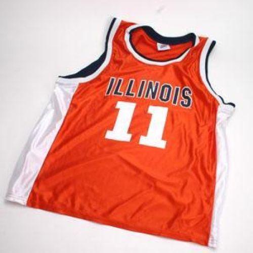 023e69c0284 Illinois Basketball Jersey - Youth