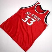North Carolina State Basketball Jersey