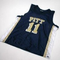 Pittsburgh Panthers Basketball Jersey