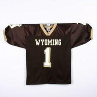 Wyoming Football Jersey - Youth