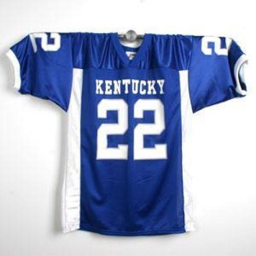 buy popular 40730 ed130 Kentucky Wildcats Football Jersey - Youth