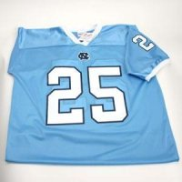 North Carolina #25 Football Jersey - Youth