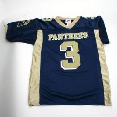 quality design 997ba 1a810 Pittsburgh Panthers #3 Football Jersey