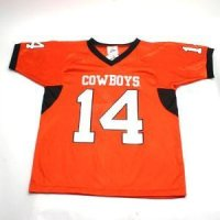Oklahoma State #14 Football Jersey - Youth