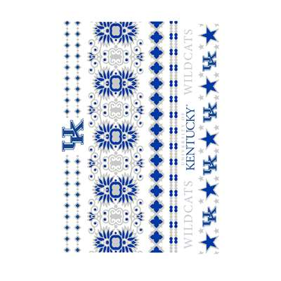 kentucky wildcats jewelry flash tattoos. Black Bedroom Furniture Sets. Home Design Ideas
