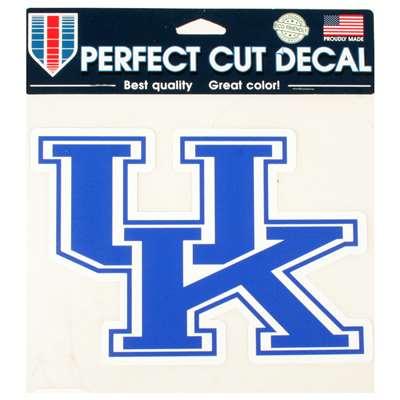 timeless design 14ffc ac5c3 Kentucky Wildcats Full Color Die Cut Decal - 8