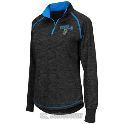UCLA Bruins Women's Colosseum Bikram 1/4 Zip Jacket