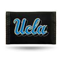 UCLA Bruins Nylon Tri-Fold Wallet