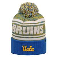UCLA Bruins Top of the World Driven Pom Knit