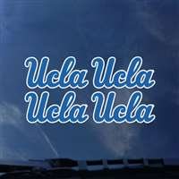 UCLA Bruins Transfer Decals - Set of 4