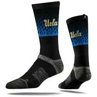 UCLA Bruins Strideline Premium Crew Sock - Black