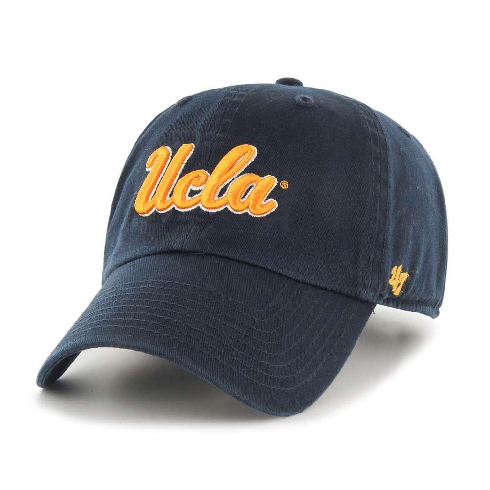 half off 1795a 95edf UCLA Bruins  47 Brand Clean Up Adjustable Hat - Navy