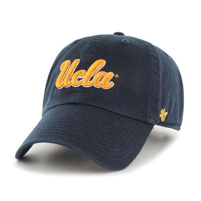 newest 8007a e544f ... where to buy ucla bruins 47 brand clean up adjustable hat navy 97589  4282a