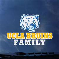 UCLA Bruins Transfer Decal - Family