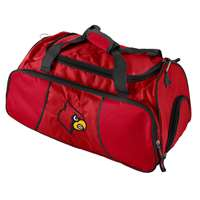 Louisville Cardinals Gym Duffel Bag