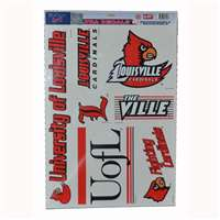 Louisville Ultra Decal 11x17inch