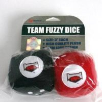 Arkansas Fuzzy Dice