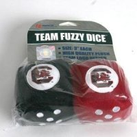 South Carolina Fuzzy Dice