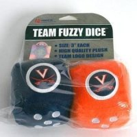 Virginia Fuzzy Dice