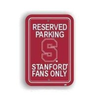 Stanford Plastic Parking Sign