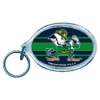 Notre Dame Acrylic Key Ring