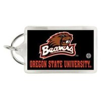 Oregon State Acrylic Key Ring