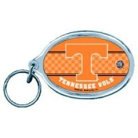 Tennessee Acrylic Key Ring
