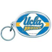 Ucla Acrylic Key Ring