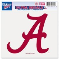 "Alabama Ultra Decals 5"" X 6"""