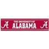 Alabama Bumper Sticker