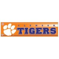 Clemson Bumper Sticker