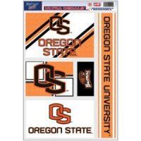 Oregon State Ultra Decal - 11'' X 17''