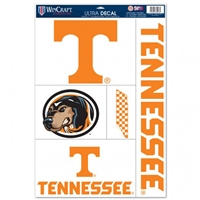 Tennessee Ultra Decal - 11'' X 17''