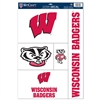 Wisconsin Ultra Decal - 11'' X 17''