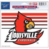 "Louisville Ultra Decals 5"" X 6"""