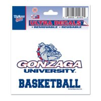 Gonzaga Bulldogs Decal 3