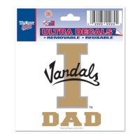 Idaho Vandals Decal 3