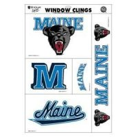 "Maine Static Cling - 11"" X 17"""